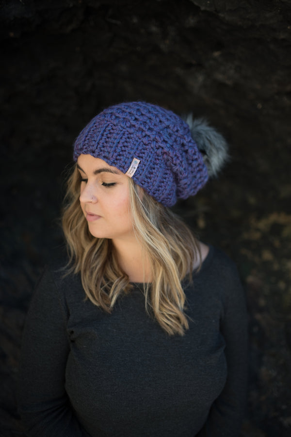 The Cascade Slouch Toque