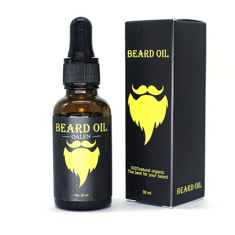Oalen™ Organic Beard Growth Oil
