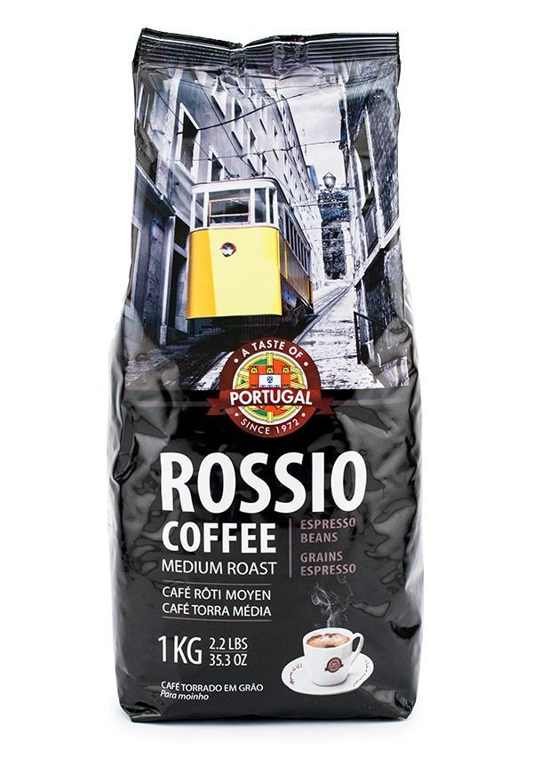 Rossio Whole Bean | 1 KG