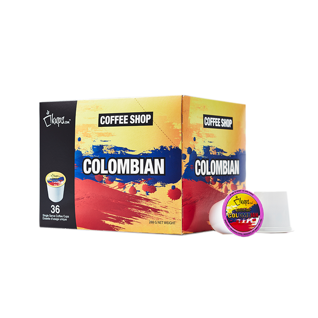 Colombian Blend | Keurig Compatible |  Case of 216