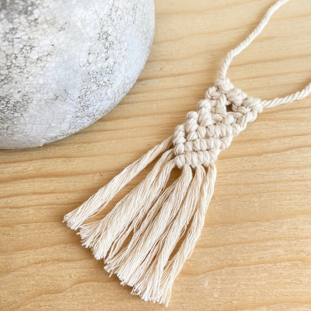 Macrame Oil Diffuser (More Styles)