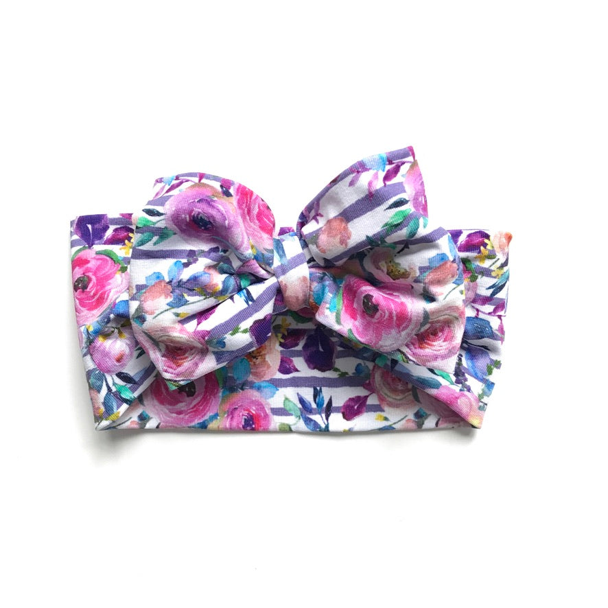 Posy Single Bow