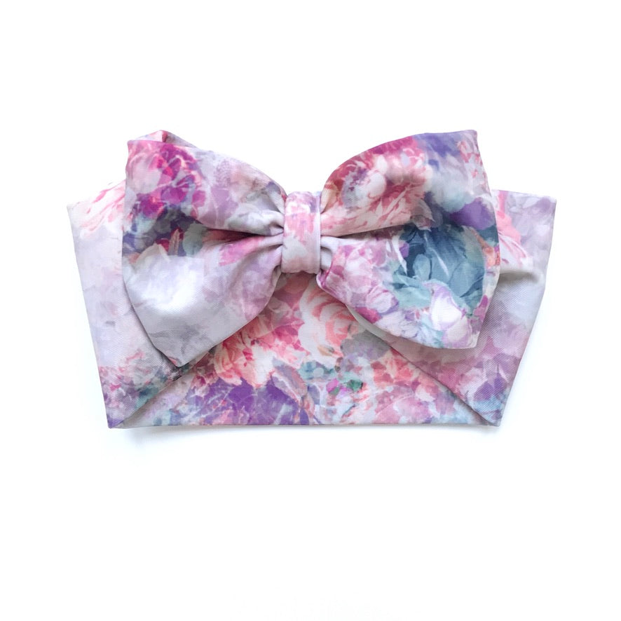 Summer Flowers Single Bow