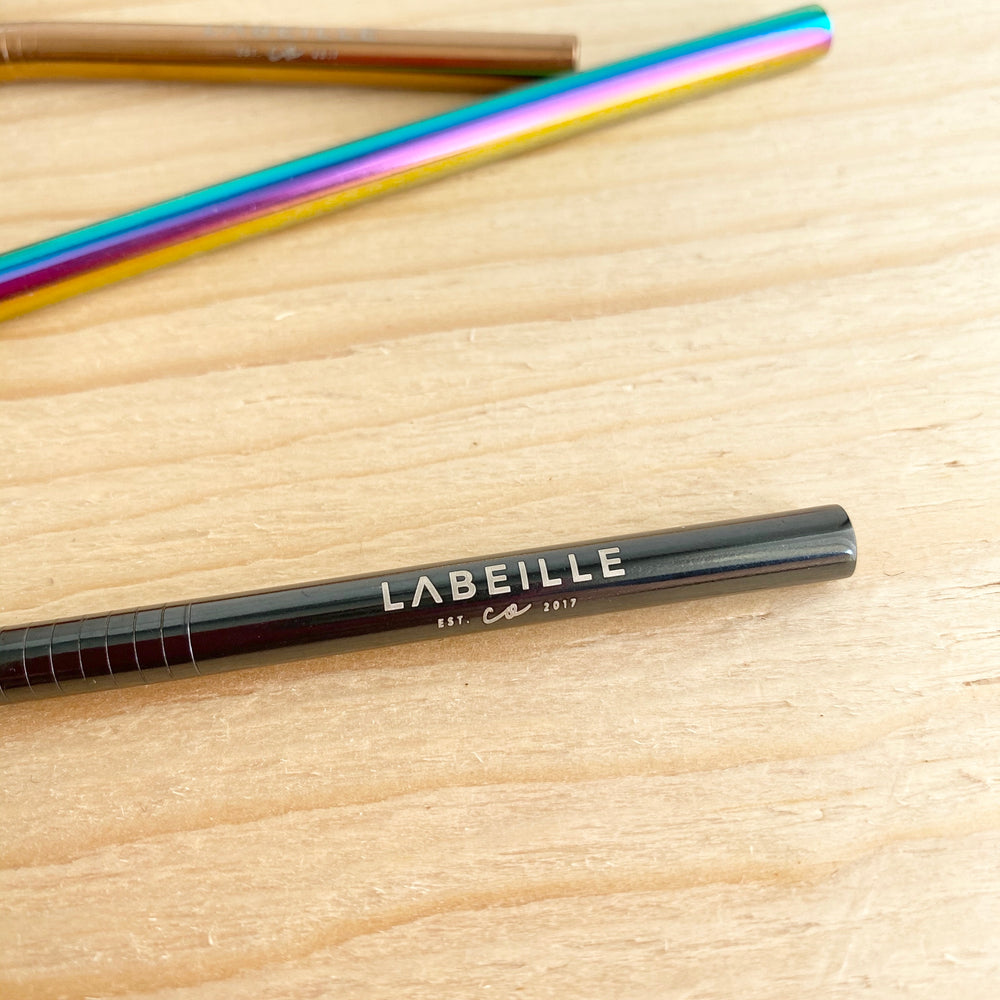 Labeille Co. Reusable Single Straw