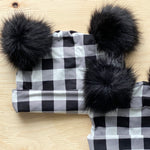 Mommy & Me Pom Hat Set (More Colour Options)