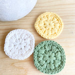 Face Scrubby Set | Set of 3 (More Colour Options)