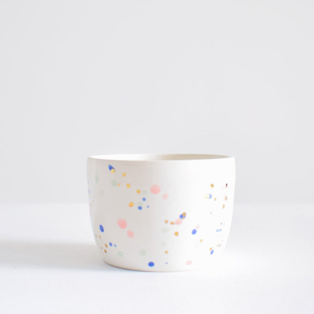 Spotty Dotty Small Planter
