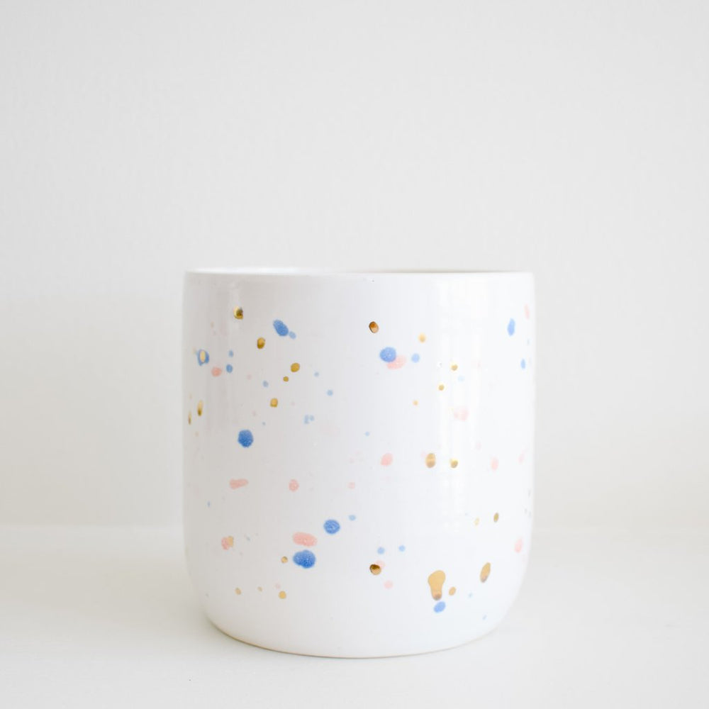 Spotty Dotty Medium Planter