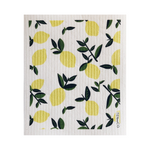Citrus Lemon Sponge Cloth | Ten and Co.