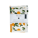 Gift Set -  Citrus Orange | Ten and Co.