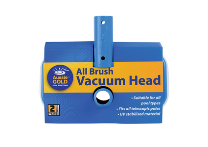 Aussie Gold All Brush Vacuum Head