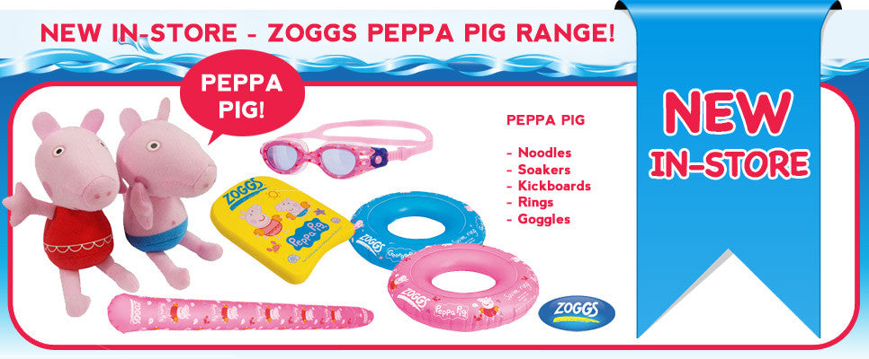 Peppa Pig - New In-Store