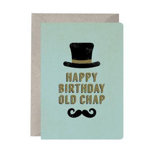 Happy Birthday Old Chap-ThinkTree-Lot 39 Store & Cafe