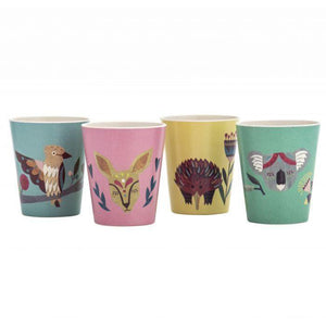 Native Friends Bamboo Cups-Albi-Lot 39 Store & Cafe
