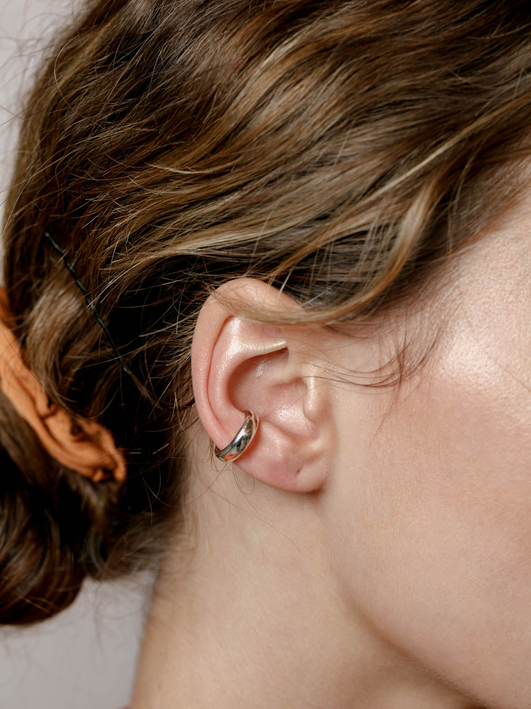 Jessa Ear Cuff in Sterling Silver
