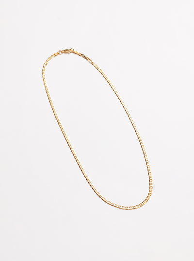 Toni Necklace in Gold