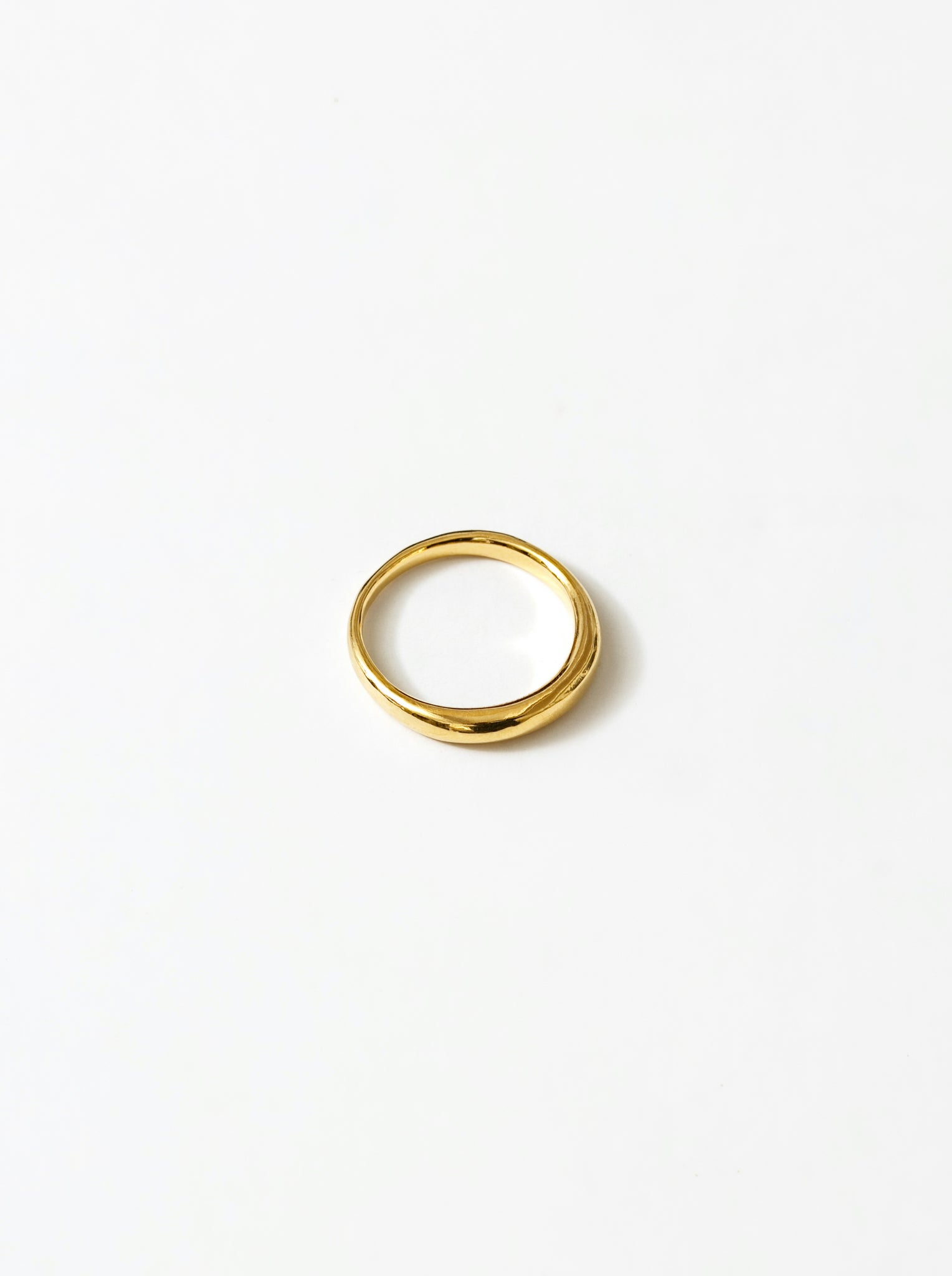 Emeile Ring in Gold