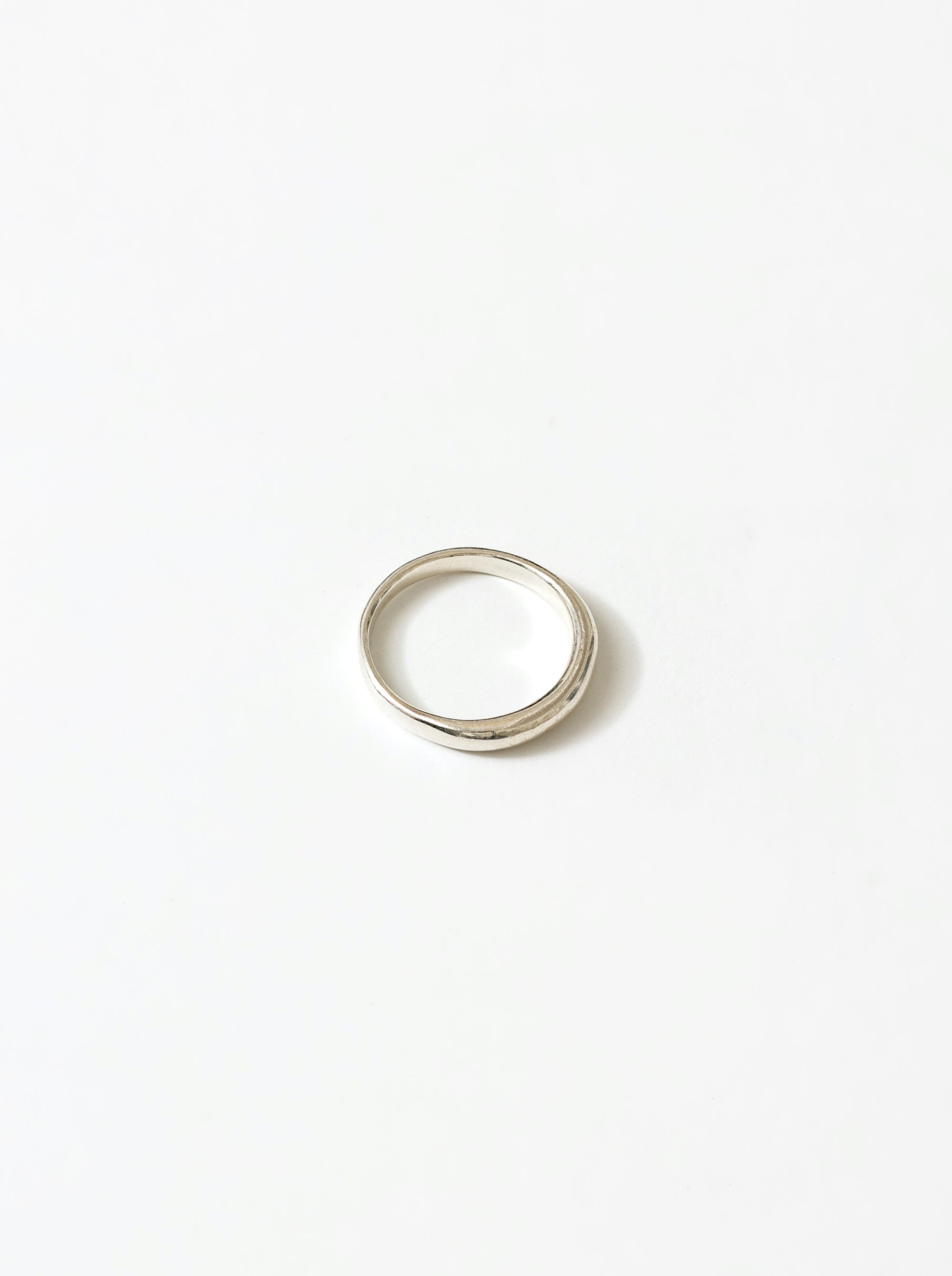 Emeile Ring in Sterling Silver