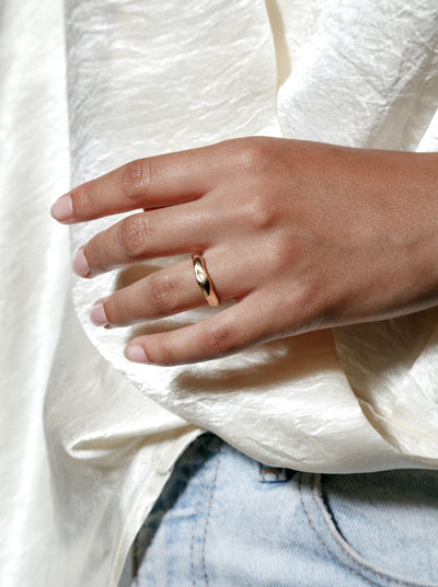 Nora Ring in Gold