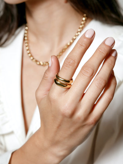 Sophie Ring in Gold