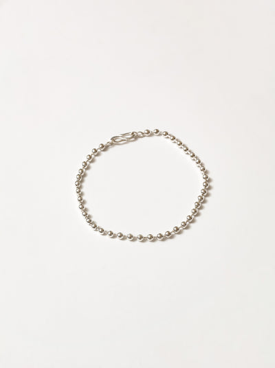 Ball Bracelet in Sterling Silver