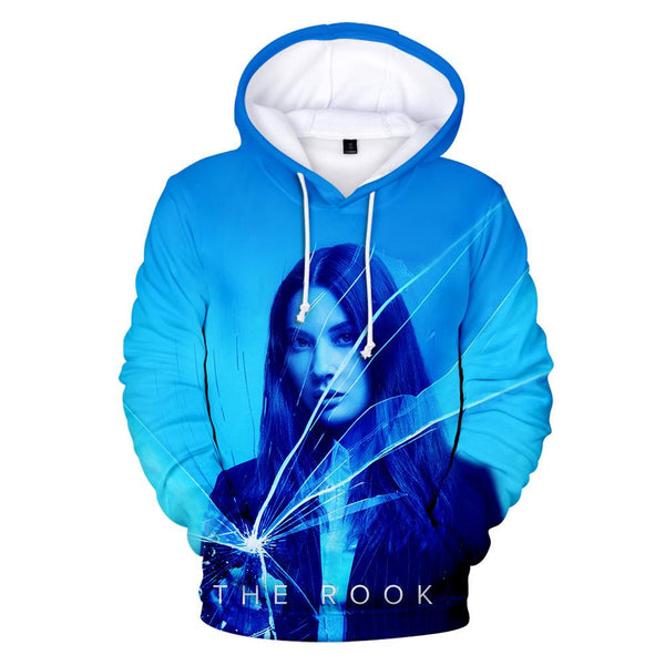 Unisex The Rook Hoodies Teens Novelty Hooded Sweatshirts Spring Pullover Outerwear Sportswear