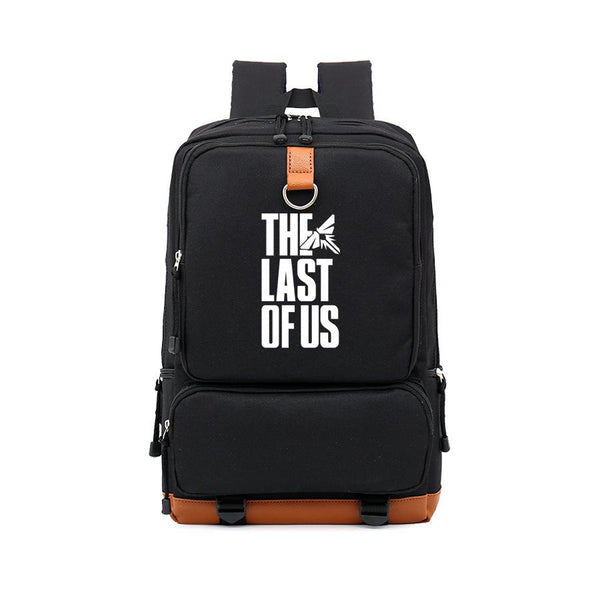 Game The Last of Us Lightweight Backpack Students Laptop Bag Boys Girls Back to School Gift