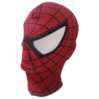 Spider-Man Far From Home Peter Parker Mask Cosplay Spiderman Superhero Props Masks Halloween Event Costume