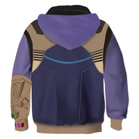Kids Thanos Hoodies The Avengers Pullover 3D Print Jacket Sweatshirt