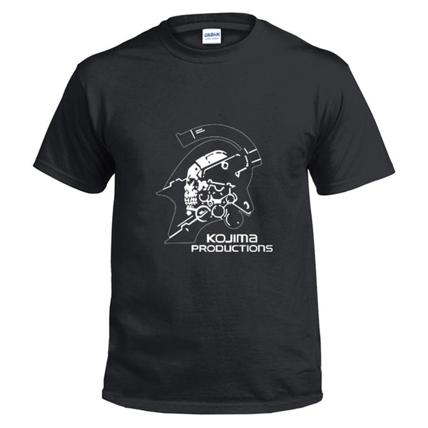 Unisex Game Merchandise T-shirt Death Stranding Short Sleeve Shirt
