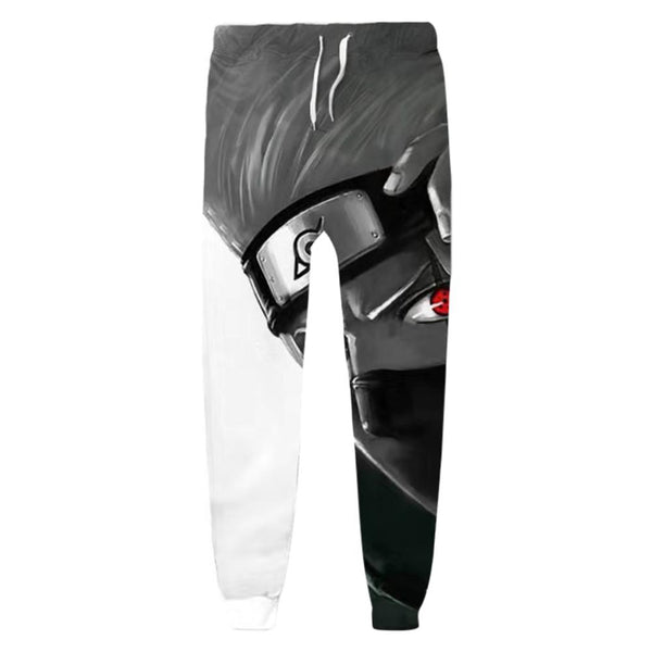 Unisex Naruto Joggers Sweatpants 3D Printed Long Sport Pants