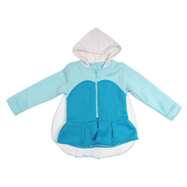 Frozen Princess Elsa Hoodie Sweater for Girls Kids