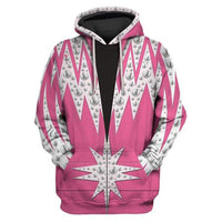 Unisex Elton John Hoodies Rocketman Zip Up 3D Print Jacket Sweatshirt