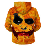 Unisex The Joker 3D Print Sweatshirt Hoodies Hip Hop Funny Streetwear Hoodies Sweatshirt