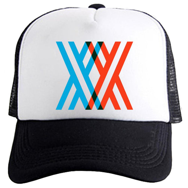 Darling in The FRANXX Zero Two Cosplay Cap Baseball Hat