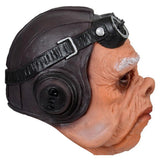 Star Wars The Mandalorian Mask Ugnaught Cosplay Helmets Latex Adult Mask Props