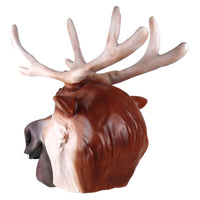 Frozen 2 Sven Cosplay Mask Animal Deer Latex Full Head Props Halloween Christmas Accessory