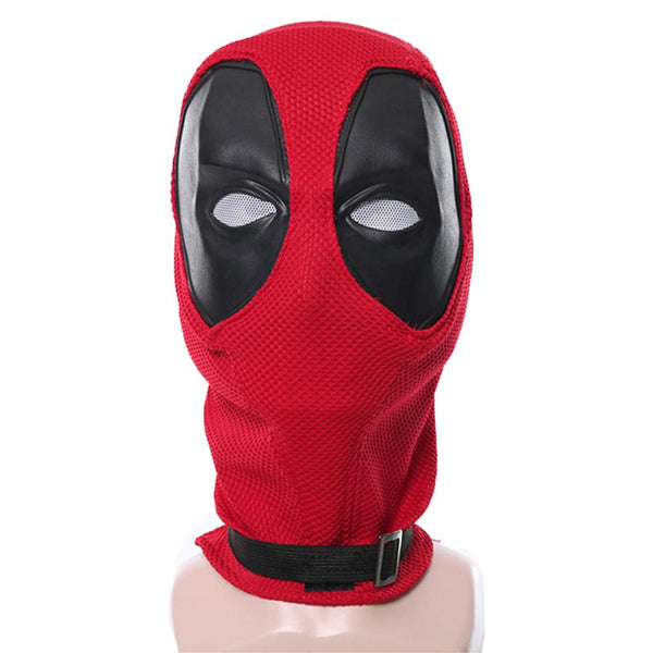 Halloween Deadpool Mask Nylon Breathable Adult Full Head Masks Deadpool Costumes Prop