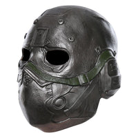 Tom Clancy's Ghost Recon Breakpoint Latex Full Head Helmet Mask Cole D Walker Mask Halloween Cosplay Props