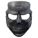 2019 Game Death Stranding Die-Hardman Cosplay Mask Full Face Resin Adult Props Costume Party Halloween Mask