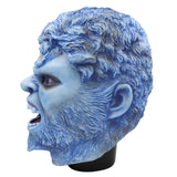 X-Men Beast Mask New Mutants Costume Latex Full Head Halloween Party Prop