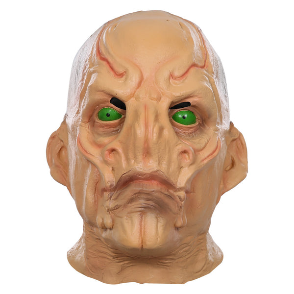 Star Trek Lt. Saru Cosplay Mask Halloween Costume Props Replica Helmet
