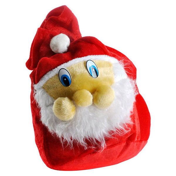 Christmas Gift Bag Decorations For Home Santa Claus Kids Candy Large Bags Gold Velvet Christmas Tree Decorations Gifts