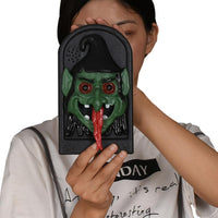 Halloween Doorbell Talking Scary Horror Modeling Sounds for Party Bar Door Decorations Kids Gift Toys