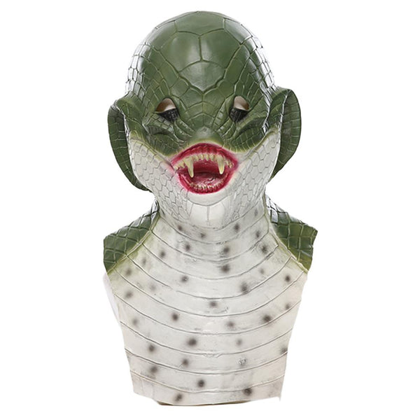 Halloween Twelve Chinese Zodiac Snake Head Latex Mask Head Cosplay Animal Head Mask