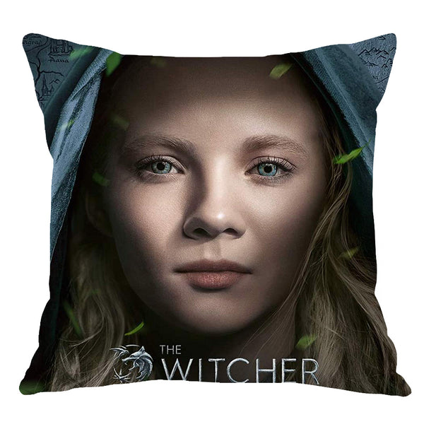 TV Series The Witcher Home Throw Pillow Comfortable Indoor Use Cushion Pillows