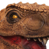 Novelty Halloween Cosplay Props Party Latex Animal Head Mask T-rex Dinosaur Mask