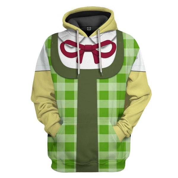 Unisex Animal Crossing Isabelle Cosplay Hoodies Pullover 3D Print Jacket Sweatshirt