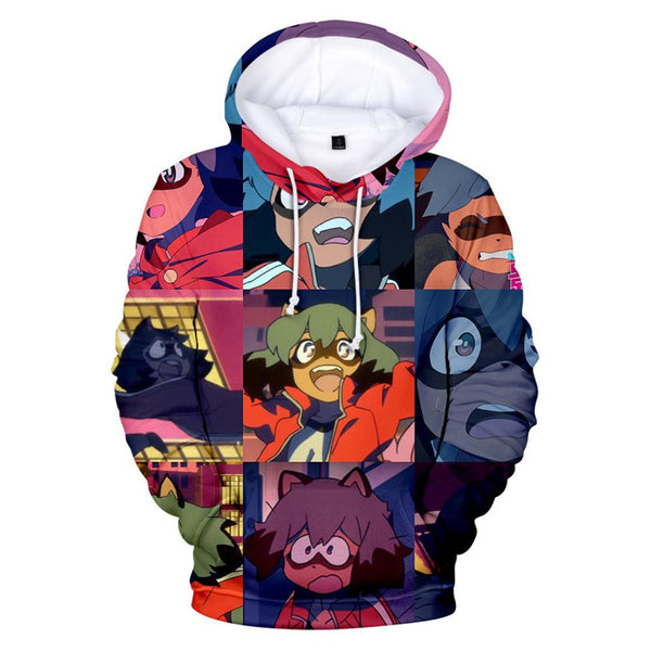 Unisex BRAND NEW ANIMAL Cosplay Costume 3D Print Casual Hoodie