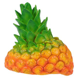 Silicone Simulation Pineapple hat Halloween Carnival Party Funny Hood